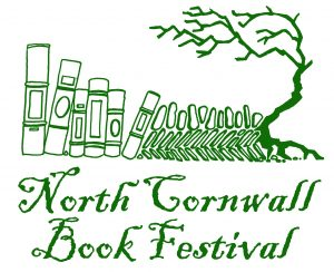 logo North Cornwall Book Festival no year